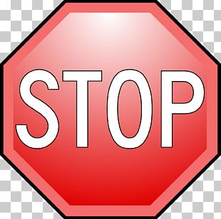 Stop Sign Traffic Sign All-way Stop PNG