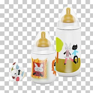 Baby Bottle 3D Computer Graphics Autodesk 3ds Max FBX PNG