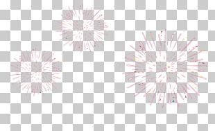 Paper Petal Pattern PNG