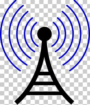 Telecommunications Tower Radio PNG