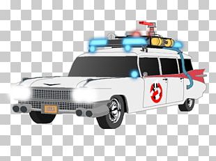 Car Motor Vehicle Automotive Design Ghostbusters PNG