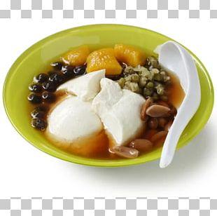 Douhua Bubble Tea Taiwanese Cuisine Gelatin Dessert Dim Sum PNG