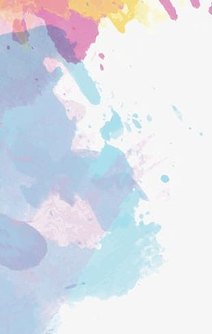 Colorful Background Material PNG