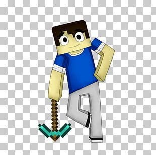 Minecraft Web Banner Fan Art Skin PNG