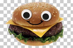 Pasadena Cheeseburger Hamburger French Fries PNG