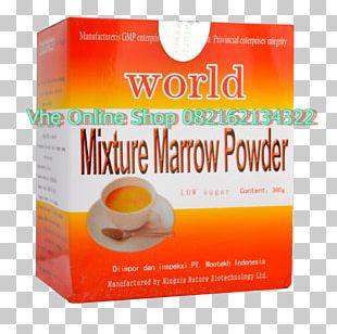 Pearl Powder Mixture Capsule PNG