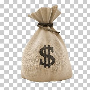 Bag Dollar Money PNG