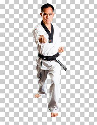 Taekwondo Martial Arts Dobok Karate Tang Soo Do PNG