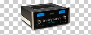 McIntosh Laboratory Preamplifier Electronics High Fidelity PNG