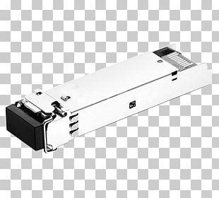 Small Form-factor Pluggable Transceiver Gigabit Interface Converter Single-mode Optical Fiber Optical Module PNG