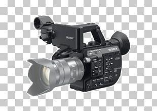 Super 35 Sony XDCAM PXW-FS5 Video Cameras PNG