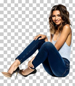 Zendaya Dancing With The Stars Disney Channel Female Fashion PNG