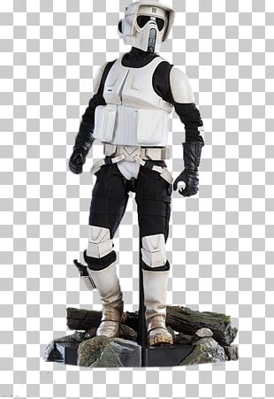 Action & Toy Figures Stormtrooper Imperial Scout Trooper Sideshow Collectibles PNG