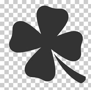Red Clover Computer Icons Shamrock Four-leaf Clover Luck PNG