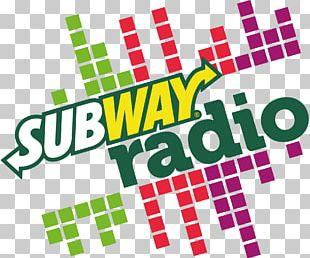 Subway Radio Logo Customer Service Brand PNG