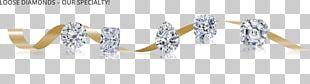 Diamond Ring Jewellery Cubic Zirconia PNG