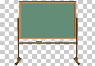 Drawing Blackboard PNG