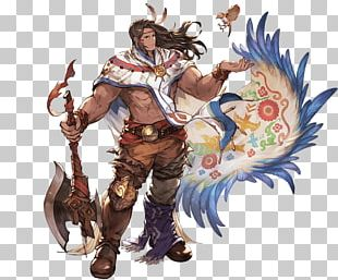 Granblue Fantasy Video Game Character Cygames PNG