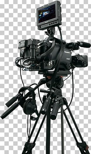 Tripod Cinematographer Video Cameras Television PNG