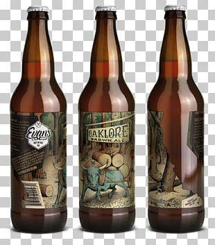 Beer Evans Brewing Company Ale Bottle Drink PNG