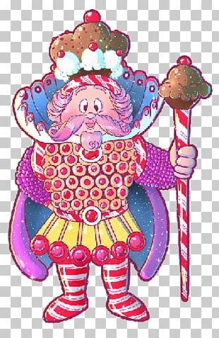 Candy Land Coloring Book Character Gingerbread House PNG