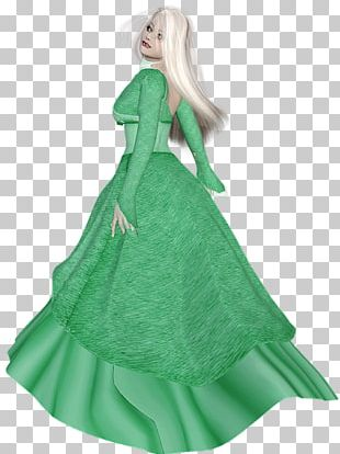 Gown Costume Design Dress Barbie PNG