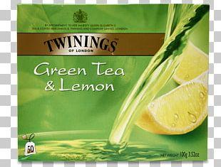 Green Tea English Breakfast Tea Earl Grey Tea Lemon PNG