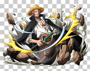 Shanks Monkey D. Luffy Roronoa Zoro One Piece Treasure Cruise Buggy PNG