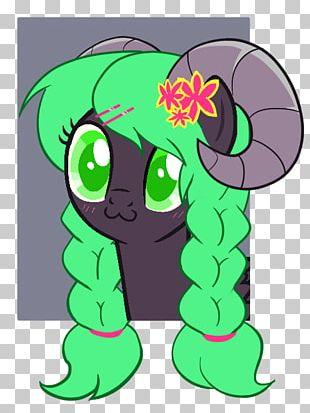 Vertebrate Illustration Horse Green PNG