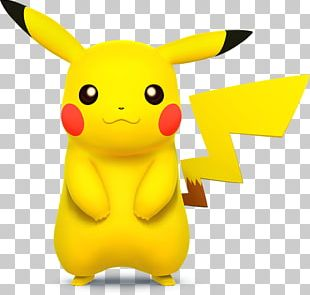 Super Smash Bros. For Nintendo 3DS And Wii U Super Smash Bros. Melee Super Smash Bros. Brawl Pikachu PNG