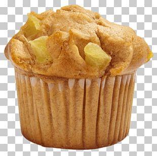 Muffin Apple Cinnamon PNG