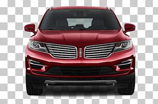 2015 Lincoln MKC Car 2016 Lincoln MKC Ford Motor Company PNG
