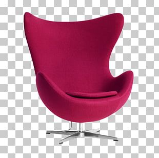 Egg Eames Lounge Chair Wing Chair Furniture PNG