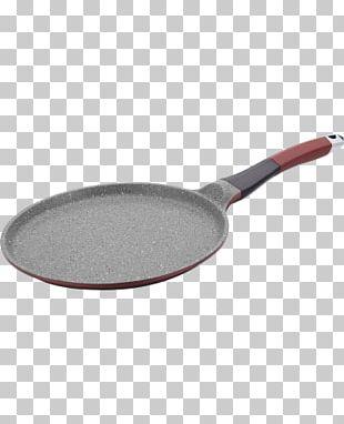 Frying Pan Granite Coating Ceramic Material PNG