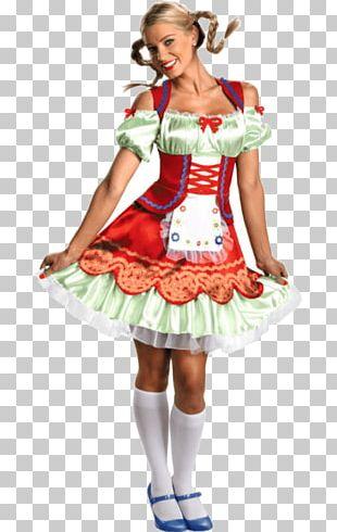 Oktoberfest Maid PNG