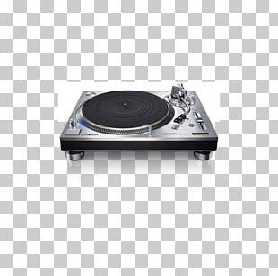 Technics SL-1200 Panasonic Direct-drive Turntable Phonograph PNG