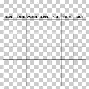 Template Calendar Document Organization Planning PNG