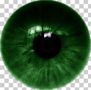 Human Eye Iris Lens PNG