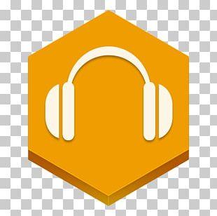 Audio Angle Brand Yellow PNG