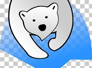 Baby Polar Bear American Black Bear PNG