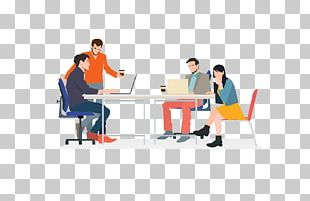 Meeting Coworking Infographic Businessperson PNG