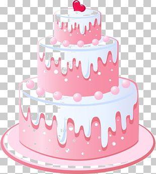 Birthday Cake Cupcake Princess Cake Wedding Cake Chocolate Cake PNG