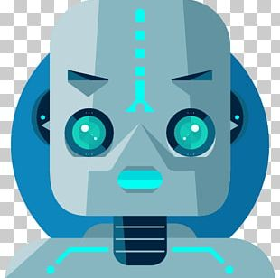 Robot Scalable Graphics Icon PNG