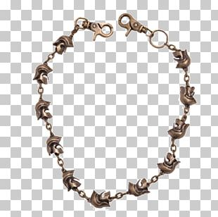 Bracelet Necklace Jewellery Chain Colored Gold PNG