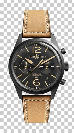Chronograph Bell & Ross Automatic Watch Baselworld PNG