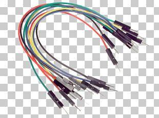 Jump Wire Jumper Arduino Breadboard PNG