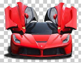 LaFerrari Ferrari 458 Car PNG