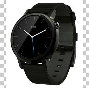 Moto 360 (2nd Generation) Apple Watch Series 2 Smartwatch Motorola Mobility PNG