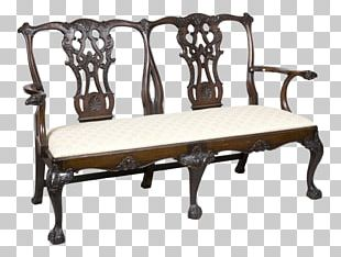 Chair Couch Bench Seat Furniture PNG