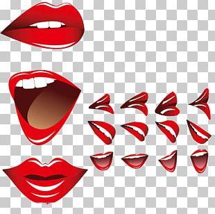 Lip Mouth Euclidean Smile PNG